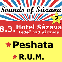 Plakát Sounds of Sázava